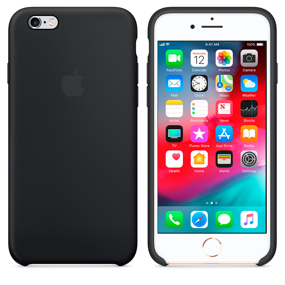 funda iphone 6s negra